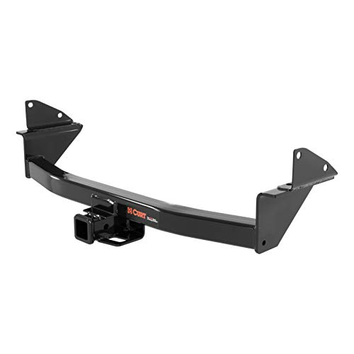 CURT 13176 Class 3 Trailer Hitch, 2-Inch Receiver for Select GMC Canyon and Chevrolet Colorado ()