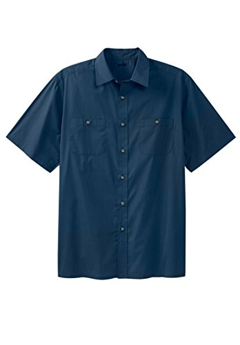 Kingsize Short Sleeve Solid Sport
