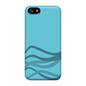 ChrisArnold Snap On Hard Cases Covers Squid Protector For Iphone 5/5s