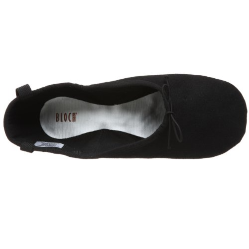 Women's Slipper Pump Bloch Black Ballet OdqOP0