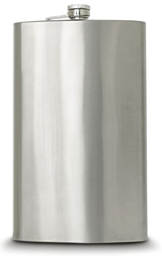 Pewter Liquor Flask - 9