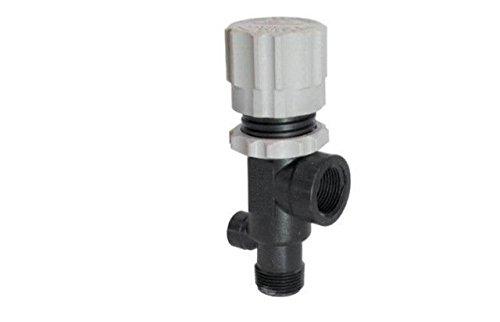 - TeeJet 23120-1/2-PP Pressure Relief Valve polypropylene