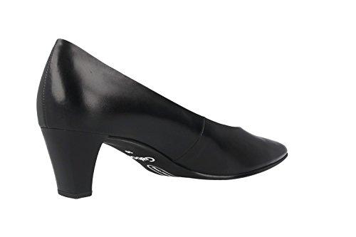Gabor Women's Competition Closed-Toe Pumps, Black, 9 (42 EU)