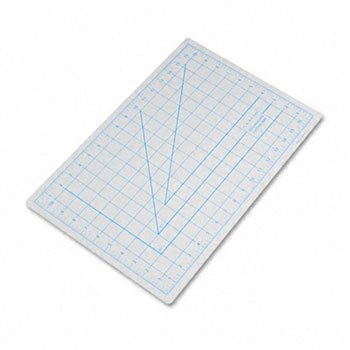 X-ACTOTM Cutting Mats MAT,SELF HEALING,12X18,GY 6572NSL62 (Pack of5) by Elmer's by Elmer's