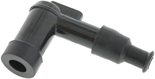 Bujías de encendido en connettore Tipo: NGK LB05F negro