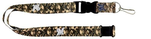aminco Milwaukee Camo Lanyard Keychain Badge Holder