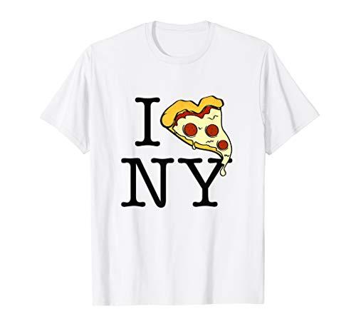I Love NY Pizza - New York City Pizza Lover  T-Shirt