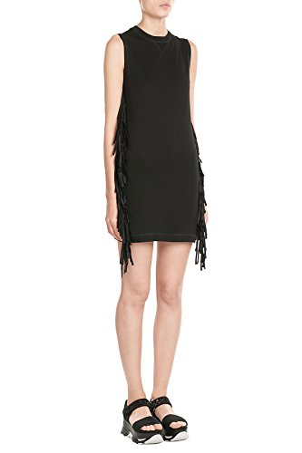 McQ Alexander McQueen Mini Dress with Fringe ()