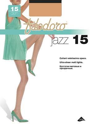 FILODORO Collant donna Jazz 15 den den 6 paia