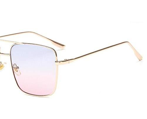 de unisex protección sol de gafas UV400 FlowerKui de Pink gafas moda Gafas de de protección sol Hwn5Xgq