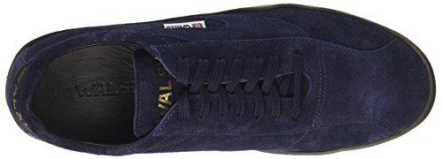 Walsh Vripple Wrapper Sole, Sneakers Uomo Blu (Navy Suede)