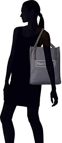 Marc OPolo Retro Two, Borse a spalla Donna Blu (Navy)