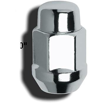 -Box of 100 12mm X 1.50 Thread Size Gorilla Automotive 91138 Acorn Bulge