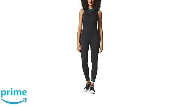 Adidas Original EQT Body Suit Kern Damen Schwarz Grün