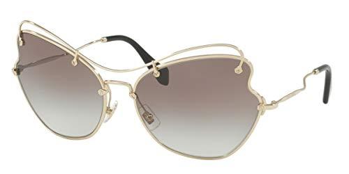 Miu Miu Womens Women's Cat-Eye 61Mm Sunglasses