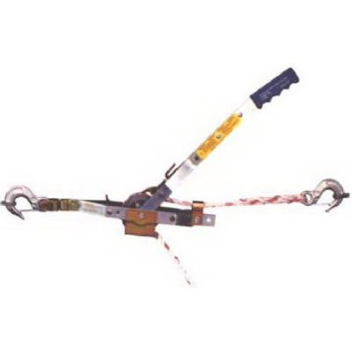 Maasdam A-20 3/4 Ton Rope Puller with 20 Feet 0.5-Inch Diameter Rope by Maasdam