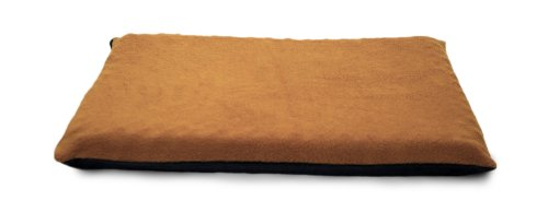 FurHaven Pet Nap Terry 27-Inch by 36-Inch Memory Foam Pet Be