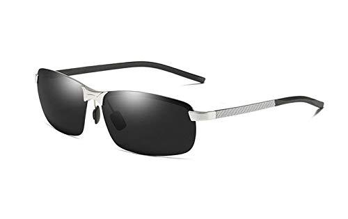HYFZY Gafas de Sol, Nuevas Gafas de Sol polarizadas para ...