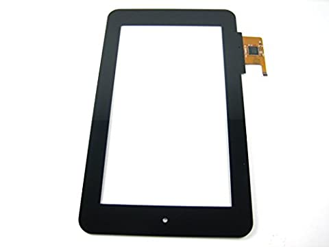 Parts Touch glass Screen Digitizer Repair for HP Slate 7 2800 (Hp Slate 7 Glass)