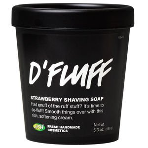 D'Fluff Shaving Soap 5.2oz by Lush