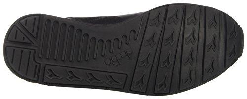 Diadora Camaro mm, Zapatilla de Deporte Baja del Cuello Unisex Adulto negro