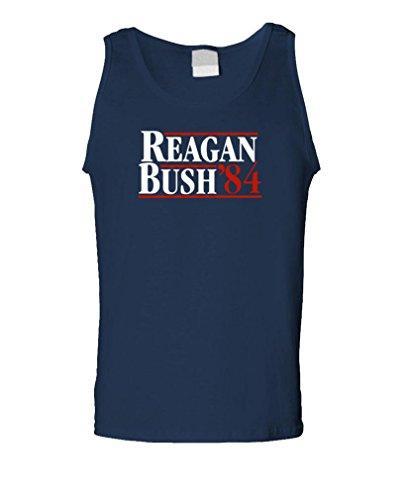 REAGAN funny retro president 80s Mens