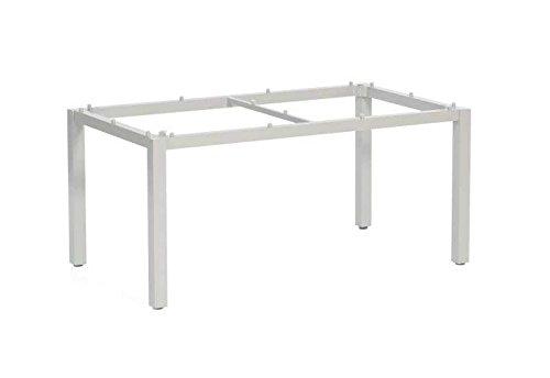 SonnenPartner Aluminium-Tischgestell Base 160x90 by Müsing