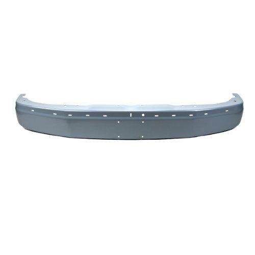 CarPartsDepot Bumper Face Bar Assembly Front Gray Steel, 341-15376-10 GM1002425 ()