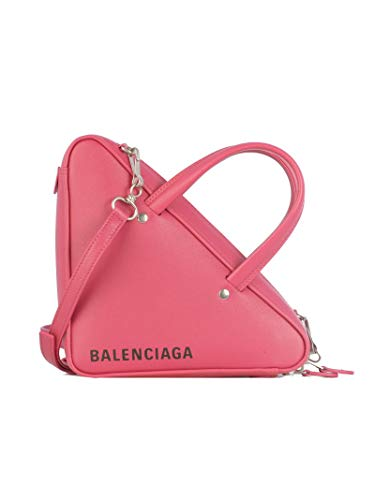 Luxury Fashion   Balenciaga Womens 531048C8K025750 Pink Shoulder Bag   Season Permanent