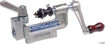 Hozan Spoke Threading Machine C700 by HOZAN