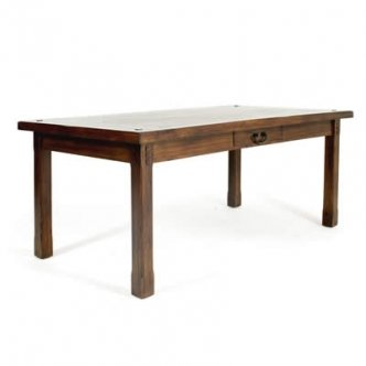 Zocalo Furniture Montana 72in Dining Table ML001