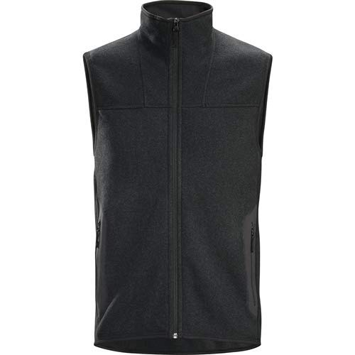 Arc'teryx Covert Vest Men's (Black Heather, ()