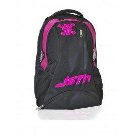 Just Ten - Backpack, Color Negro,Rosa: Amazon.es: Deportes y aire ...