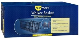 Walker Basket Black Small 113-7579, Pack of (Cypress Basket)