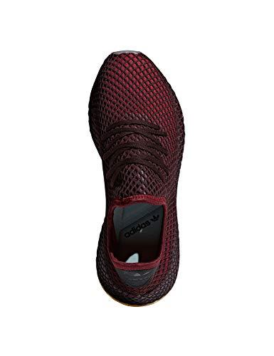Adidas Cendr S18 Bourgogne Collegiate De Chaussures Bordeaux Red Collgiales Collgiale Vert Gymnastique bourgogne Deerupt Runner Pour S18 Hommes vEzqTwO