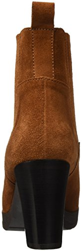 BIANCO Plateau Stiefelette, Stivali Donna Marrone (Light Brown)