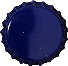Chicago Brew Werks HOZQ8-278 Blue Oxygen Absorbing Crown Bottle Caps for Home brewing (Pack of 144)