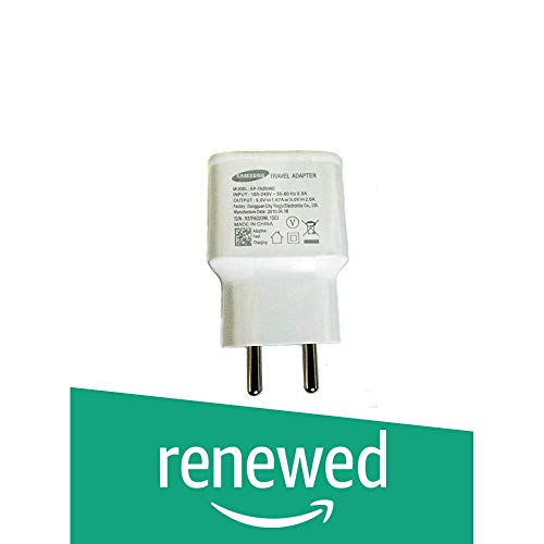 Renewed  Samsung Travel Adapter 2.0 Amp EP TA20IWE Wall Charger for Galaxy S6 Edge