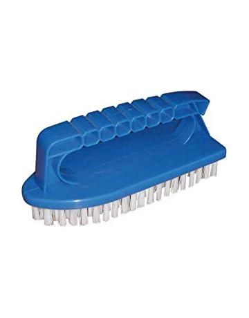 SIQUA Cepillo de Mano Ideal para la Limpieza de la Zona de flotación de Las Piscinas