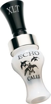 Echo XLT Timber Acrylic Duck Call Pearl Black