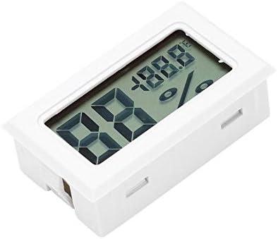 sahnah Professional Mini Digital LCD Thermometer Hygrometer Humidity Temperature Meter Indoor Digital LCD Display Sensor