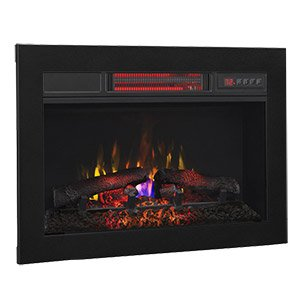 Amazon Com Classicflame 26 In Infrared Fireplace Insert