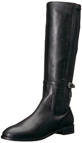 Charles David Womens Royce Equestrian Boot Black