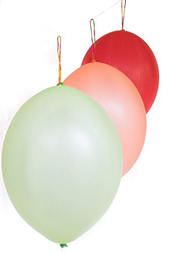 Punch Balloons Party Favors For Kids 24 Pack