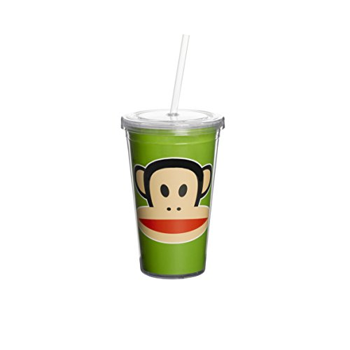 Paul Frank Cup with Straw ()