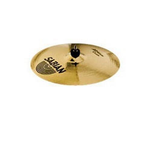 Sabian 21607B 16-Inch AA Medium Thin Crash Cymbal - Brilliant - Brilliant Finish Cymbal