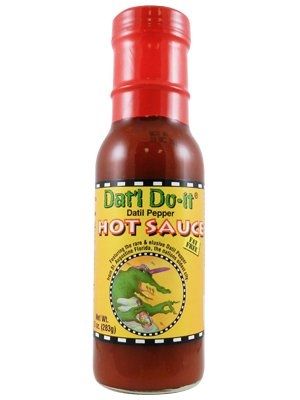 - Dat'l Do It Pepper Sauce, 10oz. (Pack of 3)