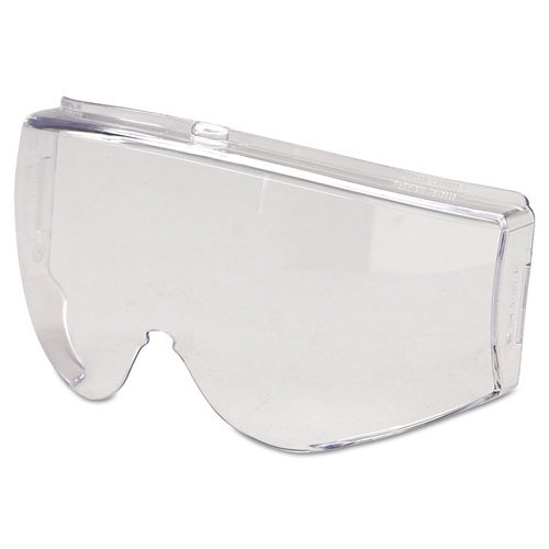 Stealth Safety Goggle Replacement Lenses, Clear Lens ()