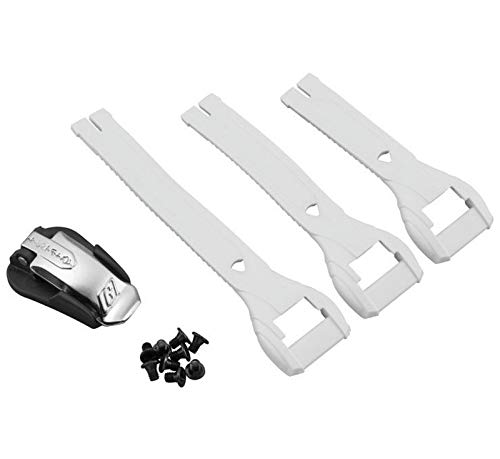 - Gaerne SG10/SG12 Boot Buckle Lever Kit - White 4644-004