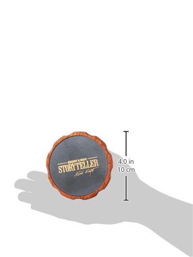 Knight & Hale Storyteller Premium Turkey Pot Call with Jabota and Yellow Heart Striker by Knight & Hale (Image #4)